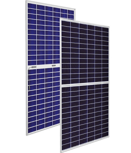 Canadian Solar - solar modules and inverters