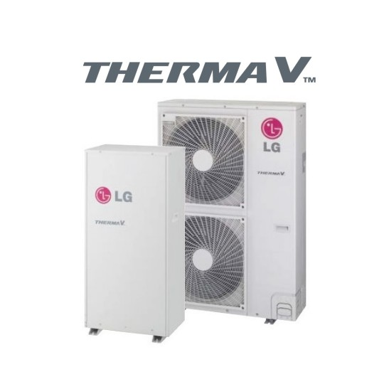 THERMA V heat pumps